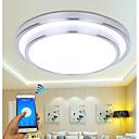 povoljno Pribor za 3D printeri-moderna wifi led stropna svjetiljka app kontrola stropne svjetiljke za dnevni boravak obiteljska kuća rasvjeta luminaria ac110-240v