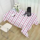 tanie Obrusy-Nowoczesny 100g / m2 Poliester Stretch Knit Kwadrat Obrus Geometric Shape Dekoracje stołowe 1 pcs