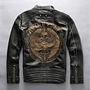 olcso Motoros dzsekik-AVIREXFLY 1620 Motorkerékpár ruhák Jakna mert Férfi Marhabőr Tél Vízálló / Viseletbiztos / Védelem