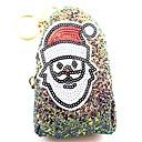 baratos Acessórios de Festa-Decorações Natalinas Ternos de Papai Noel Boneco de neve Emoji Adorável Courino Crianças Adulto Todos Brinquedos Dom 1 pcs
