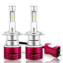 cheap Car Fog Lights-SO.K 2pcs H13 / H16 / 9004 Car Light Bulbs 60 W Integrated LED 16800 lm 6 LED Headlamp For All years