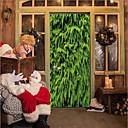 tanie Naklejki ścienne-Naklejki na drzwi - Naklejki ścienne 3D Dekoracje świąteczne / Święto w pomieszczeniach / Na zewnątrz