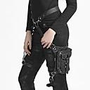 رخيصةأون سټمپک-الكوسبلاي عتيق Steampunk كوستيوم رجالي نسائي حفلة تنكرية حقيبة أسود عتيقة تأثيري