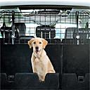 billige Uundværligt rejsetilbehør til hunde-Hunde Beskyttende Skærm / Bur / Bilsæde Dække Kæledyr Transportvirksomheder Justérbar / Rejse / Foldning Ensfarvet Sort