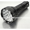 cheap Projectors-Trustfire 5 LED Flashlights / Torch LED 15000 lm 5 Mode Impact Resistant / Nonslip grip / Rechargeable Camping / Hiking / Caving / Everyday Use / Police / Military
