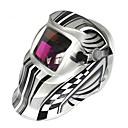 povoljno Sigurnost-srebrna pista uzorak solarne automatska fotoelektrični zavarivanje maska