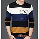 abordables Oxfords para Hombre-Hombre Básico Camiseta Bloques