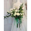 رخيصةأون أزهار الزفاف-زهور الزفاف باقات زفاف / مناسبة / حفلة زهر جاف / حرير 21-30 cm