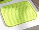 billige Kornpærer med LED-1pc kjøkken Verktøy Plast Varmedempende Gryteholder & Ovnshanske For kjøkkenutstyr