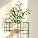 זול צמחים מלאכותיים-פרחים מלאכותיים 1 ענף קלאסי מודרני / פסטורלי סגנון צמחים פרחים לרצפה