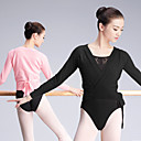 preiswerte Ballettbekleidung-Ballett Oberteile Damen Training / Leistung Elastan / Lycra Klett Langarm Top