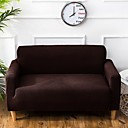 cheap Slipcovers-Sofa Cover Solid Colored Reactive Print Polyester Slipcovers