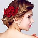 preiswerte Parykopfbedeckungen-Aleación mit Blume 1 Stück Hochzeit / Besondere Anlässe Kopfschmuck