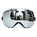 voordelige Beschermende motoruitrusting-snowboard ski-bril twee lagen lens uv-bescherming anti-mist motorfiets rijden grijs