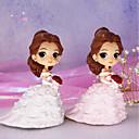 povoljno Figure za tortu-Figure za torte Klasični Tema / Odmor / Vjenčanje Umjetnička / Retro / Jedinstven dizajn ABS smola Vjenčanje / Rođendan s Isprepleteni dijelovi 1 pcs OPP