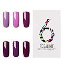 billige Rhinsten&Dekorationer-Negle Polish UV Gel 10 ml 6 pcs Glamour Vaske Af Langtidsholdbar Glamour Kreativ / Yndig / Farverig