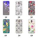 رخيصةأون حافظات الهواتف المحمولة-غطاء من أجل Huawei P20 / P20 Pro نموذج غطاء خلفي زهور ناعم TPU إلى Huawei Nova 3i / Huawei P20 / Huawei P20 Pro