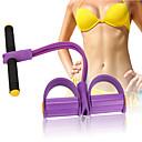 hesapli Spor Malzemeleri ve Aksesuarları-Egzersiz Direnç Bantları İle 1 pcs Mix Direnç Eğitimi İçin Unisex Yoga / Fitness / Egzersiz yapmak Vücut parçası