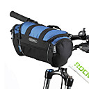 cheap Bike Handlebar Bags-ROSWHEEL Bike Handlebar Bag Shoulder Messenger Bag Moistureproof Wearable Shockproof Bike Bag PVC(PolyVinyl Chloride) 600D Polyester Bicycle Bag Cycle Bag Samsung Galaxy S6 Cycling / Bike