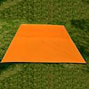 halpa Koristevalot-picnic Blanket Sadeteltat HAMMOCK RAIN FLY Ulko- Monitoiminen Kannettava Sateen kestävä Kosteuden kestävä Oxford-kangas 220*146 cm Retkeily Vuorikiipeily Piknikki Syksy Kevät Kesä Oranssi Armeijan