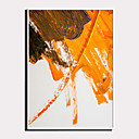 hesapli Çerçeveli Resimler-Çerçeveli Tuval Çerçeve Seti - Soyut Plastik Çizim Duvar Sanatı