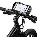 cheap Bike Covers-ROCKBROS Bike Handlebar Bag 6 inch Cycling for Cycling Black