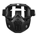 זול קסדות ומסכות-קסדה מסכת מגן מגן מגן משקפי מגן עדשה אופנוע ברור