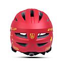 povoljno Vilice-Wheel up Dječji Bike kaciga 13 Ventilacijski otvori CE Otporan na udarce Integralno oblikovana Prozračnost EPS PC Sportski Cestovni bicikl Mountain Bike Vježbanje na otvorenom - Crvena Pink Dječaci