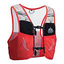 povoljno USB memorije-AONIJIE 2.5 L Ruksaci Pakiranje ruksaka za hidrataciju Mala težina Prozračnost Quick dry Otpornost na habanje Vanjski Pješačenje Penjanje Trkaći brod Spandex Najlon Crvena Plava
