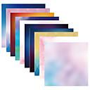 hesapli Kağıt ve Defterler-1 paket DeLi® 66312 Origami Kağıdı 30 Çarşaflar 150*150