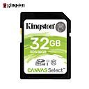abordables Cartes Mémoire-Kingston 32Go carte SD carte mémoire Class10