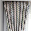 povoljno Prozorske zavjese-Suvremena Zamračenje Jedna ploča Zavjesa Stambeni prostor   Curtains