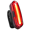 cheap Cycling Underwear & Base Layer-Bike Light Rear Bike Tail Light Safety Light Tail Light LED Cycling Waterproof 360° Rotation Portable USB 110 lm USB Red Cycling / Bike - INBIKE / ABS / IPX-4 / Multiple Modes