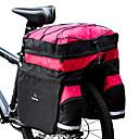 Χαμηλού Κόστους Τσάντες για σέλα ποδηλάτου-ROSWHEEL 60 L Τσάντα αποσκευών για ποδήλατο / Διπλή τσάντα σέλας ποδηλάτου Τσάντες αποσκευών για ποδήλατο 3 σε 1 Αδιάβροχη Αδιάβροχο Τσάντα ποδηλάτου 600D Ripstop Τσάντα ποδηλάτου Τσάντα ποδηλασίας