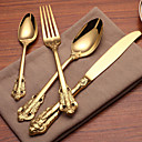hesapli Çatal Bıçak Takımı-yemek takımı 1set Çok-Fonksiyonlu Paslanmaz Çelik Set