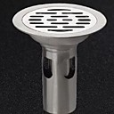 cheap Drains-Drain New Design / Cool Modern Stainless Steel / Iron 1pc Floor Mounted