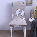 رخيصةأون غطاء-غطاء كرسي طباعة مصبوغ بخيط الغزل بوليستر الأغلفة
