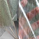 זול מקרנים-PVC גיאומטרי עמיד במים 137 cm רוחב בד ל ביגוד ואופנה נמכר דרך 0.5 מ '