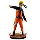 hesapli Anime Aksiyon Figürleri-Anime Aksiyon figürleri Esinlenen Naruto Naruto Uzumaki PVC 26 cm CM Model Oyuncaklar Oyuncak bebek