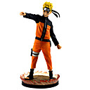 billiga Animefigurer-Anime Actionfigurer Inspirerad av Naruto Naruto Uzumaki pvc 26 cm CM Modell Leksaker Dockleksak