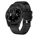 tanie DVR samochodowe-Kimlink SW98 Męskie Inteligentny zegarek Android Bluetooth Ekran dotykowy Spalonych kalorii Odbieranie bez użycia rąk Kamera Śledzenie Odległość Krokomierz Powiadamianie o połączeniu telefonicznym