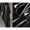 halpa Fashion Fabric-PVC Yhtenäinen Stretch 137 cm leveys kangas varten Erikoistilanteet myyty mukaan 0.5m