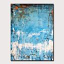 povoljno Apstraktno slikarstvo-Hang oslikana uljanim bojama Ručno oslikana - Sažetak Klasik Moderna Bez unutrašnje Frame