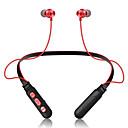 baratos Camisas para Meninos-LITBest Fone de ouvido com pescoço Sem Fio Esporte e Fitness 4.1 Esporte & Lazer