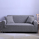 ieftine Huse-Cuvertură de canapea Geometric / #D / Clasic Fir Vopsit Satin Țesut Elastic slipcovers