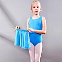 povoljno Dječja plesna oprema-Dječja plesna odjeća / Balet Donji Djevojčice Trening / Seksi blagdanski kostimi Poliester Nabori Prirodno Suknje