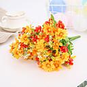Недорогие Искусственные цвет-Искусственные Цветы 5 Филиал Классический Простой стиль Ромашки Вечные цветы Букеты на стол
