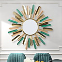 זול עיצוב וקישוט לקיר-מצחיק קיר תפאורה מתכת ארופאי וול ארט, שטיחי קיר תַפאוּרָה