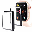 levne Ochranné fólie na chytré hodinky-Screen Protector Pro Apple Watch Series 4 Tvrzené sklo High Definition (HD) / 9H tvrdost / odolné proti výbuchu 1 ks