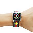 זול מנורות שולחן-smartwatch עבור סדרת שעונים Apple 4/3/2/1 תפוח קלאסי אבזם ניילון רצועת היד